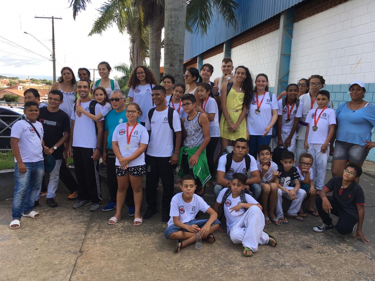 Judocas se destacam e conquistam 14 medalhas em Cesário Lange