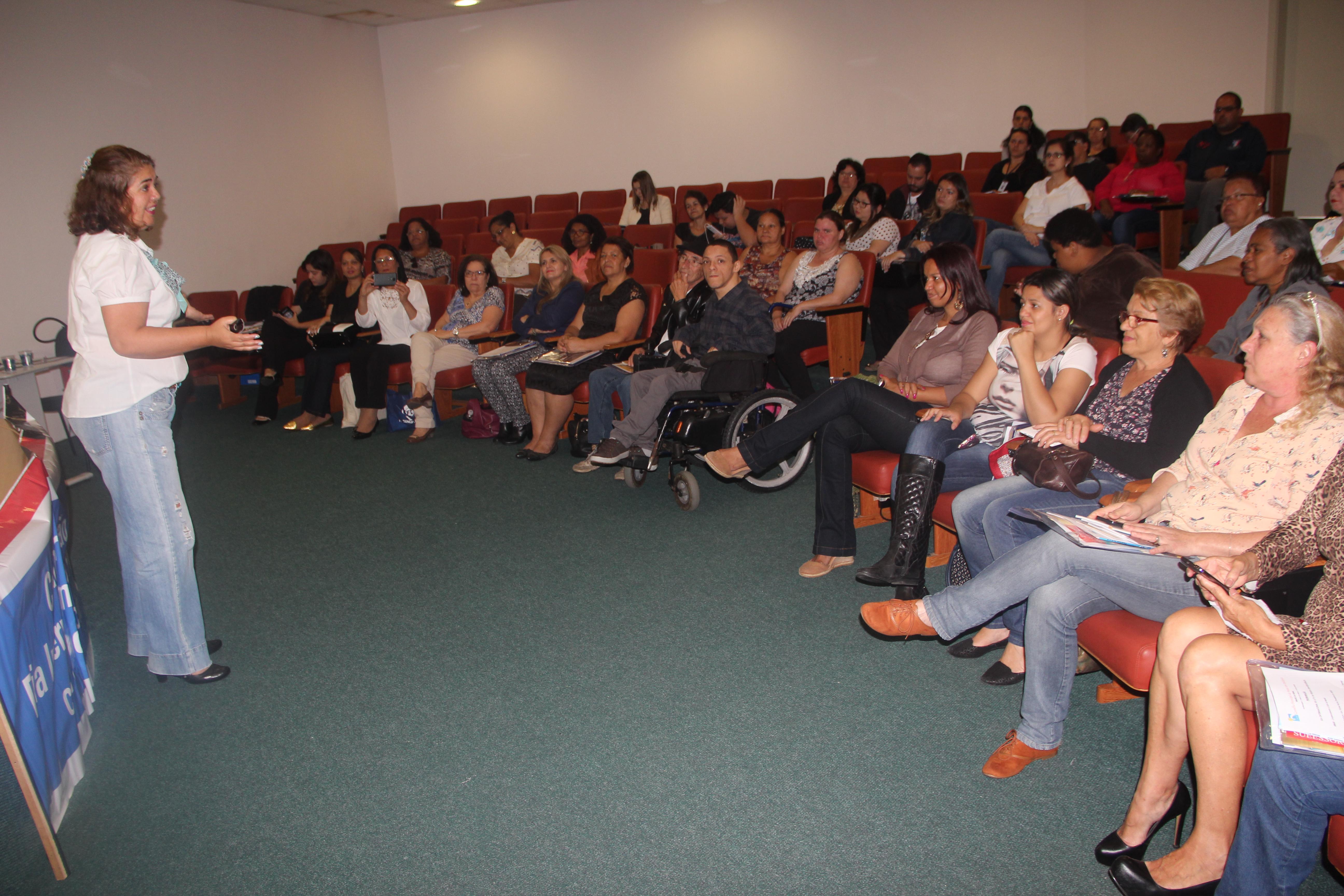 Conselho Municipal debate inclusão efetiva da pessoa com deficiência