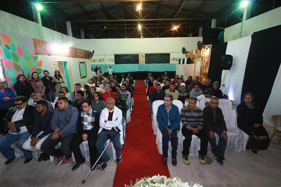 Escola de Construção Civil forma 76 alunos